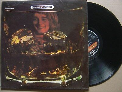 ROD STEWART sing it again rod SPAIN LP MERCURY 1990