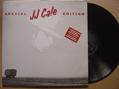 J.J.CALE special edition SPANISH LP MERCURY 1989