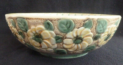 Vintage Bourne Denby Danesby Ware Stoneware Pottery Decorative Bowl Art Deco