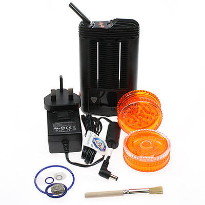 Mighty Portable vaporizer Complete Kit 2017 version with Cleaning kit worth £15