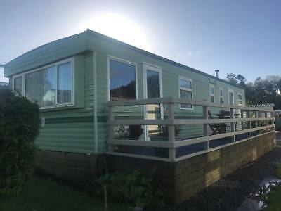 2002 BK Calypso Static Caravan Sited in the North Lake District