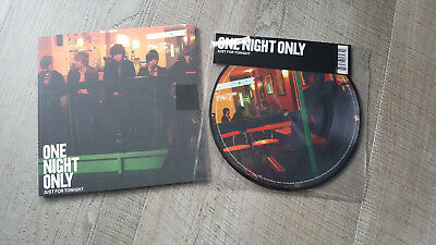 """One Night Only 2 x 7""""s Just For Tonight"""