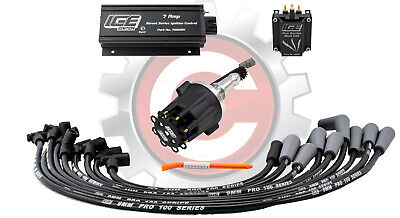 ICE Ignition 7 AMP Street Kit - EARLY Ford WINDSOR 289-302, FLAT TAPPET CAM
