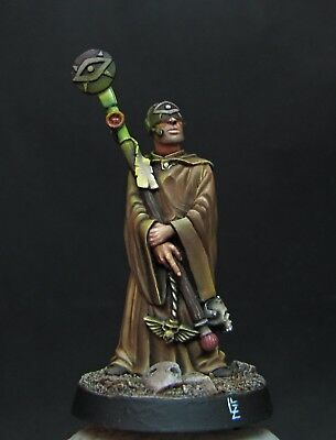 Void Navigator in Imperial Guard, Astropath or Psyker