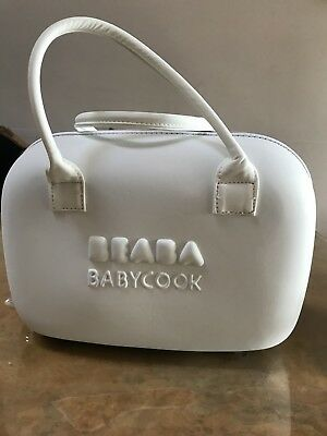 beaba babycook all white limited edition