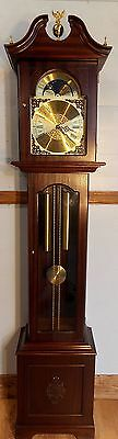Grandmother Clock-exc cond/Hermle Bell strike/NATIONWIDE PERSONAL DELIVERIES