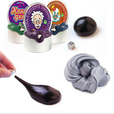 Creative Silly Putty Intelligent Magnetic Slime Plasticine Mud Release Clay Toy