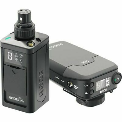 Rode RODELink Newsshooter Kit Wireless Microphone System