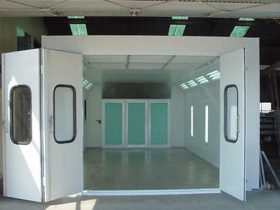 Industrial Spray Booth / Paint Booth *wanted* / Car Bodyshop/ Bodyshop Equipment