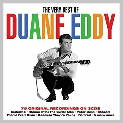 Duane Eddy-The Very Best Of  (Us Import)  Cd New