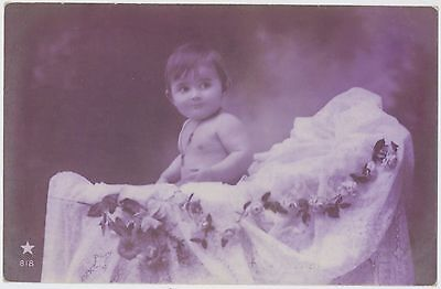 Young Child / baby - dated 1929