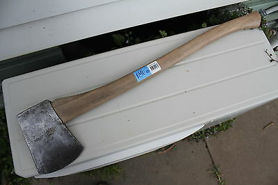 HYTEST CRAFTSMAN Axe 4&1/2lb: New Spotted Gum handle.