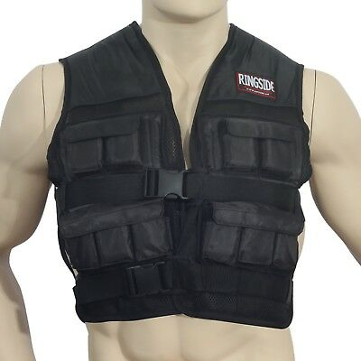 (Large) - Ringside Weighted Vest. Best Price