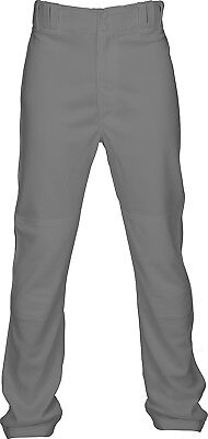 (Small, Gray) - Marucci Adult Performance Stretch Baseball Pant. Free Shipping
