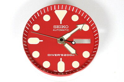 Dial & hands set for Seiko 7S26-0020 divers watches - 128144
