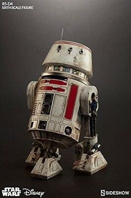 Sideshow Collectibles 1:6 Scale Star Wars Episode IV A New Hope R5-D4 Astro