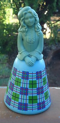 Vintage AVON 1975 Scottish Lass 'Cotillion' Cologne Perfume Bottle- Empty