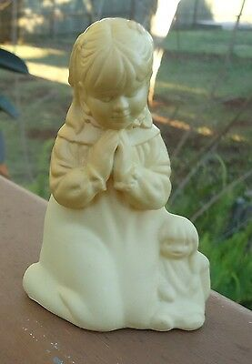 Vintage AVON First Prayers 'Charisma' Cologne Bottle (Empty)