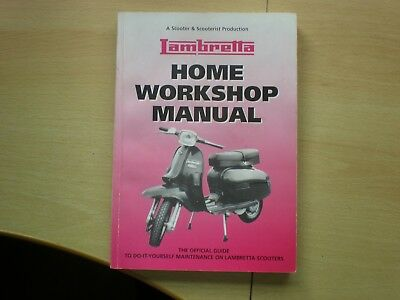 Lambretta Home Workshop Manual
