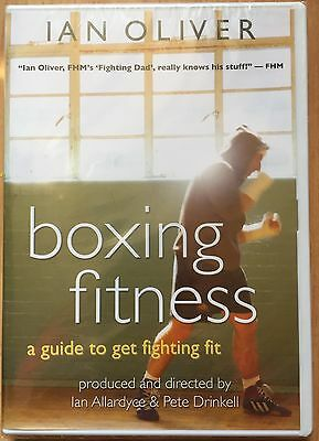Boxing Fitness DVD by Ian Oliver - REDUCED & RELISTED