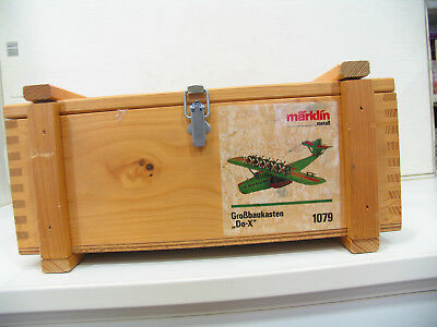 "Märklin 1079 Metallbau Grossbaukasten ""do-X""   Lk1149"
