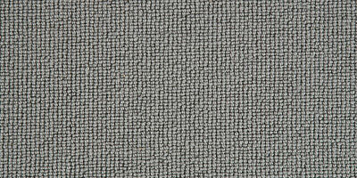 Crucial Trading BISCAYNE PLAIN MONUMENT GREY BS117 Wool Carpet Rug 130x195cm 60%