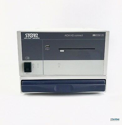 Karl Storz Aida HD CONNECT Information Management System w/CABLES 20205620