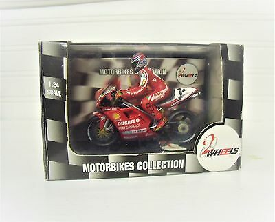 Onyx 2 Wheels  Motorbikes Collection Carl Fogarty on Ducati 996