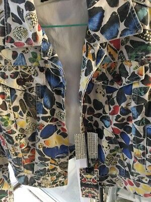 Damien Hirst Butterfly Jacket Limited Edition