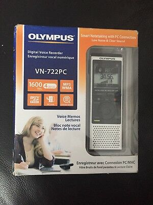 Olympis Digital Voice Recorder VN-722PC