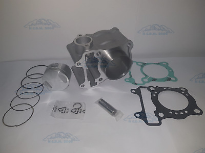02008 Cilindro Completo Gruppo Termico Made In Taiwan 58Mm Honda Sh 150 2003