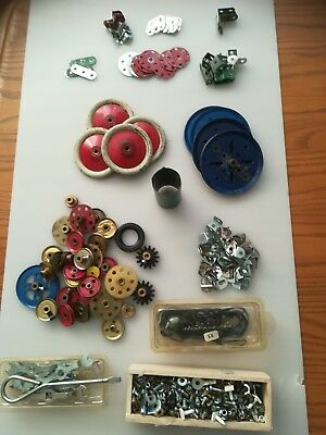 meccano job lot