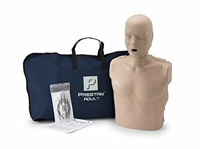 PRESTAN PP-AM-100M-MS Professional Adult CPR-AED Training Manikin with CPR Mo...