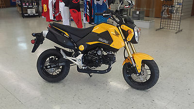 2015 Honda Other  New Honda Grom!  Out the door pricing for out of state buyers, No dealer fees!