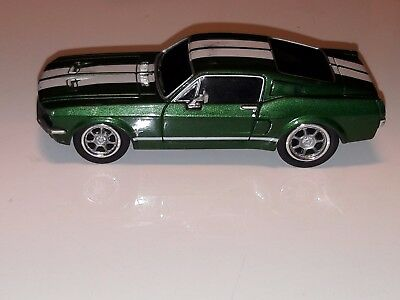 """O422 Carrera GO Ford Mustang '67 """"Fast And Furious 3   61008  Slotcar 1:43"""