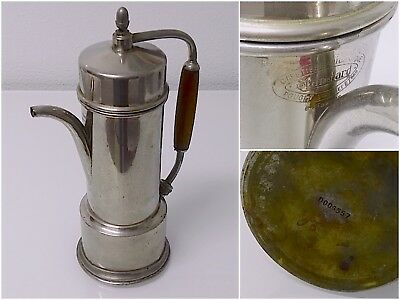 Rare vintage coffee maker/CAFFETTIERA STANDARD POUGET made in France