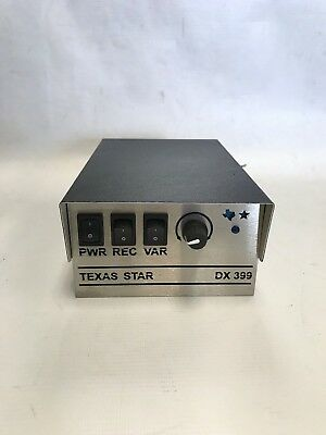 Texas Star DX-399 w/ 2 Authentic TOSHIBA 2SC-2879 transistors CW AMPLIFIER Amp