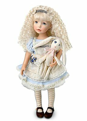 ASHTON DRAKE The Alice In Wonderland ball-jointed Child doll by Dianna Effner