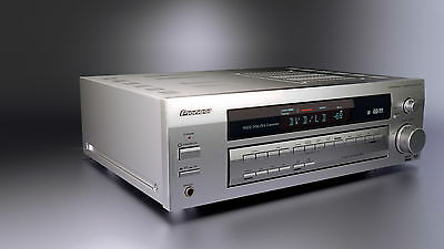 Pioneer VSX-D511-S AV-Receiver silber Dolby Digital DTS !  TOP ! Funktion 100 %