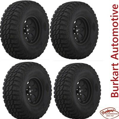 Pro Comp Tires 7801237  Xtreme Mud Terrain 2; Tires Set Of 4 Size 37/12.50R18