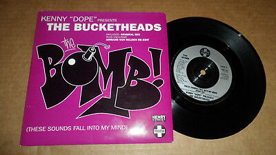 Kenny Dope / The Bucketheads 'the Bomb! These Sounds Fall Into My Mind' Tiv 33