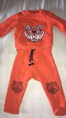 12 Month Baby Kenzo Tracksuit