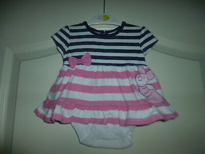 """Disney at Goerge zauberhaftes 2in1 Outfit """"Piglet"""" Gr: First Size"""
