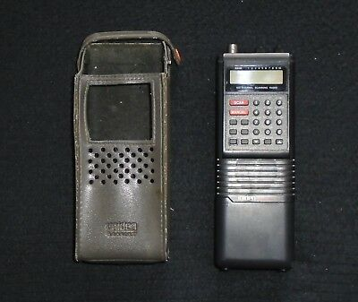 Uniden Bearcat UBC200XLT Radio Scanner.  Handset, CB Radio. Walkie Talkie