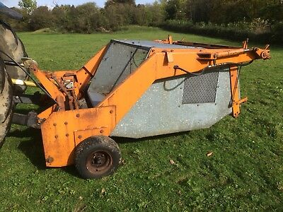 Sisis Litamisa Sweeper Collector leaf debris litter picker