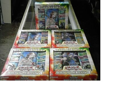 5 Yu-Gi-Oh Battle Kit 3 TCG Game Mat and booster pack sets!