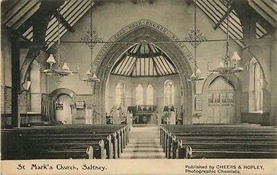 Flintshire St Mark'S Church Saltney