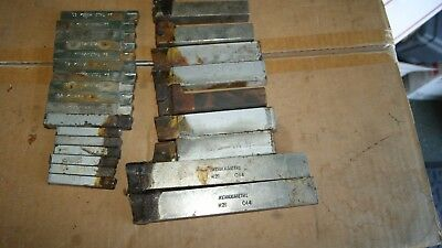 kennametal misc cutters