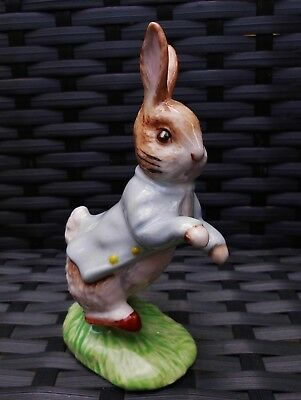 "Beswick England Beatrix Potter ""PETER RABBIT"" RARE ARCH STAMP"
