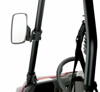 "Moose Side View Mirrors 1.75""  UTV Universal Left Right Roll Bar Mounted"
